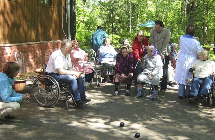 Интернат для престарелых в королеве дом престарелых в москве официальный сайт